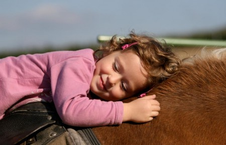 Foto Ponyreiten