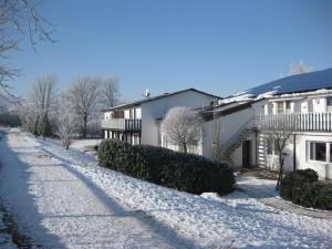 Foto Hardthof im Winter