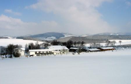 Foto Winterbild Hartdhof