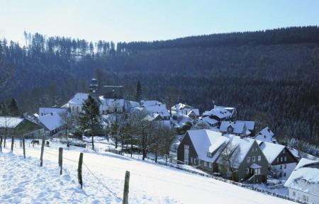 Foto Winterlandschaft