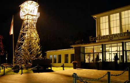 Foto Besucherbergwerk Ramsbeck