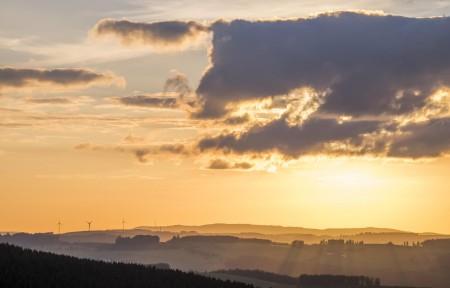 Landschaftsfoto Schmallenberger Sauerland