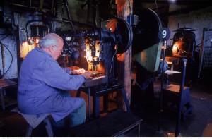 Foto Besteckfabrik