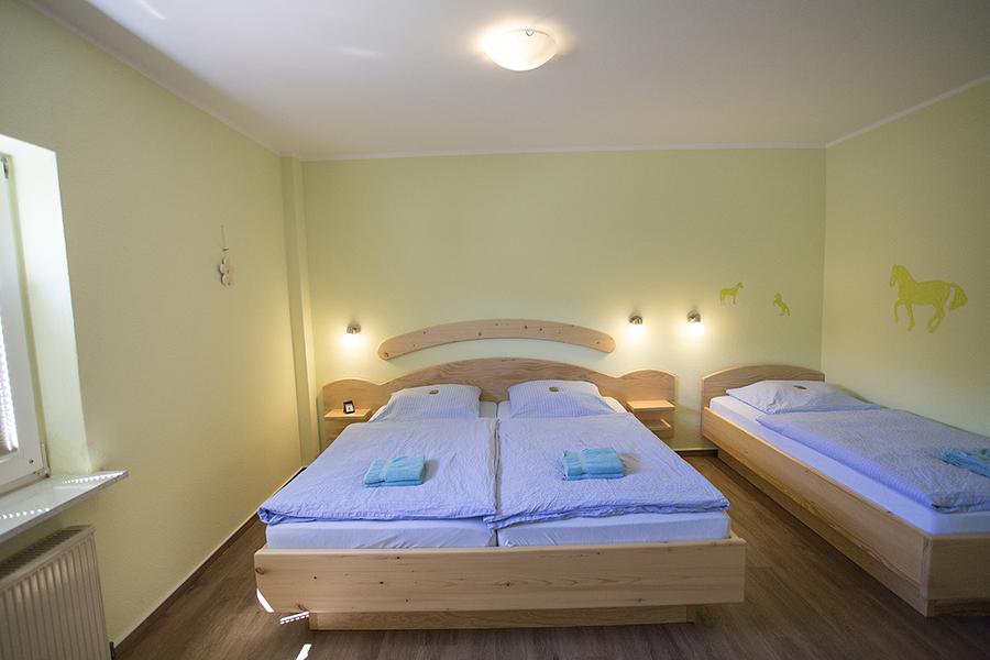 Schlafen Wohnung 10