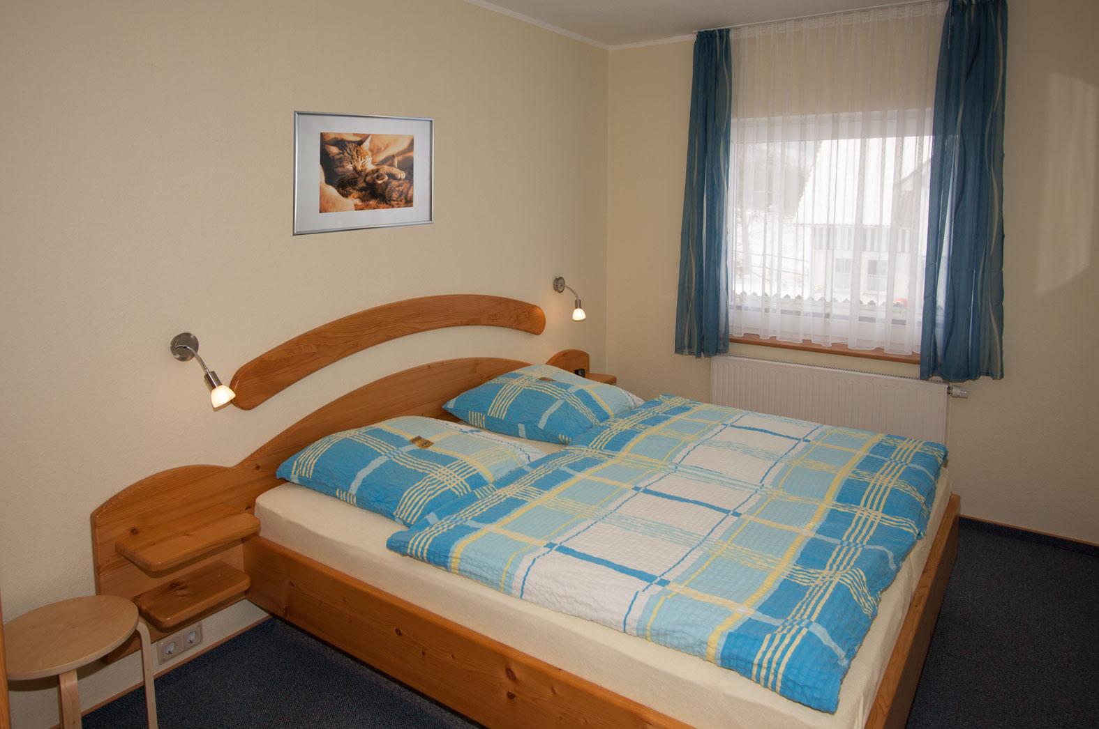 Schlafen Wohnung 9