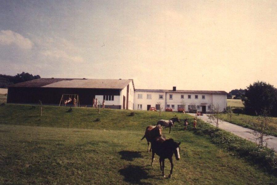 Foto Hardthof 1980