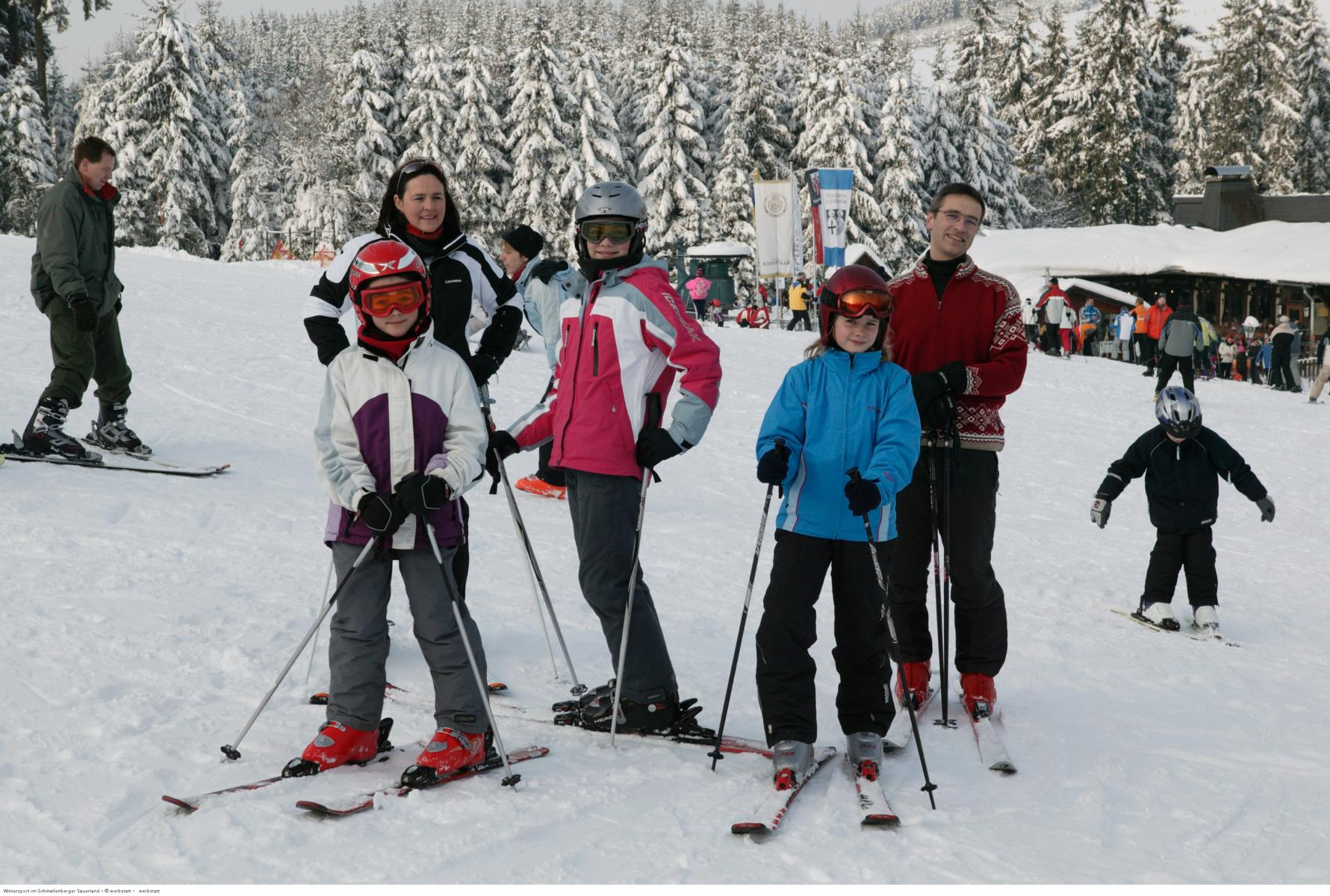 Foto Ski fahren