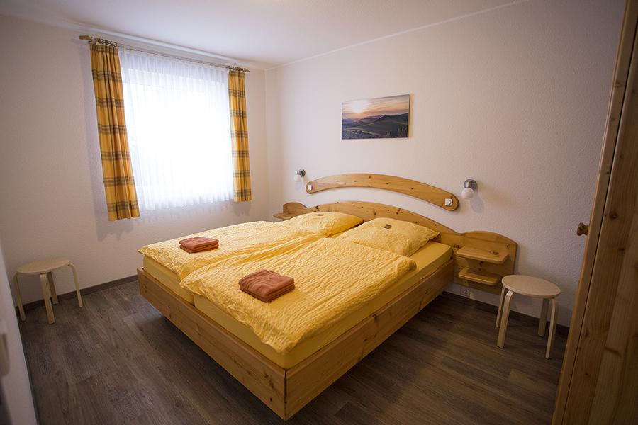 Schlafen Wohnung 4