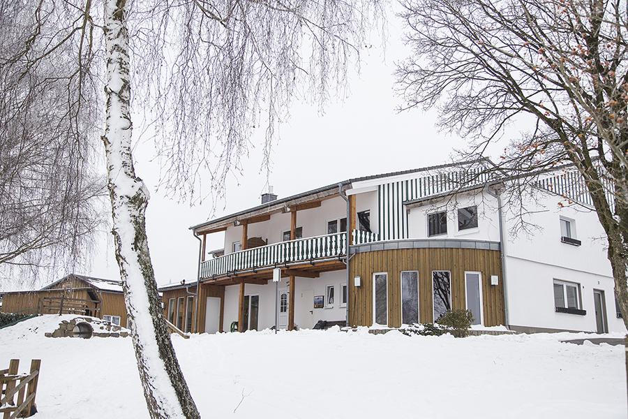 Winterbild Hardthof