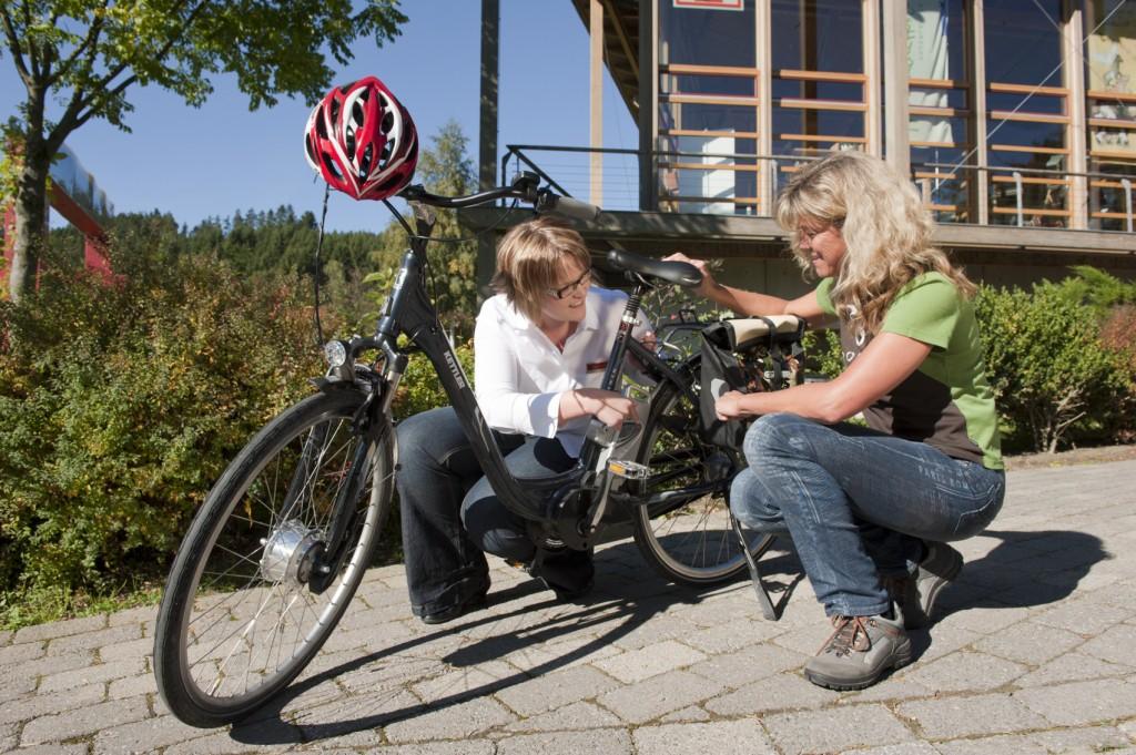 Radfahren im Schmallenberger Sauerland - Kinderland Treckingroute