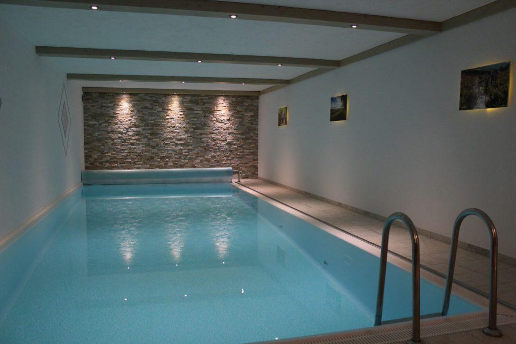 Ferienspaß im Schwimmbad