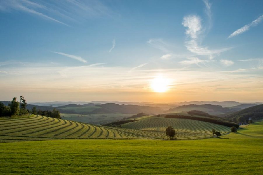 Fernblick im Schmallenberger Sauerland