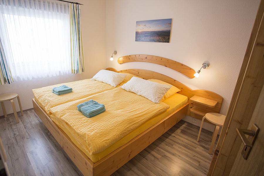 Schlafen Wohnung 3