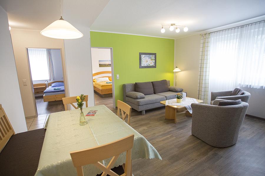 Ferienwohnungen auf dem Ferinhof im Schmallenberger Kinderland