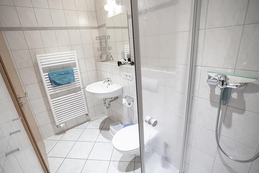 Badezimmer Wohnung 8